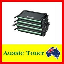 4 x Toner Cartridge compatible with Samsung CLX-6200 CLX-6210 CLX-6240 CLX6210