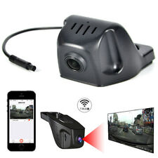 1080P HD Hidden Wifi Car Dash Cam DVR Vehicle Night Vision Camera Video Recorder