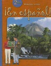 McDougal Littell En Espanol: Level 2 (Spanish Edition)
