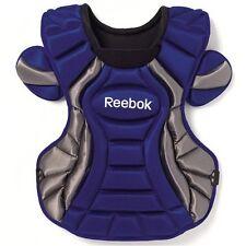 "Reebok VR6000 Pro Intermediate catcher's Chest Protector 16"" Blue baseball"