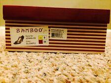 Bamboo Open Toe T-Strap Jenna Heel Sz 9 BRAND NEW!!!