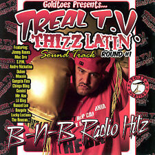 Various Artists - Treal TV Thizz Latin (Original Soundtrack) [New CD]