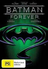 Batman Forever (DVD, 2008) Val Kilmer, Tommy Lee Jones, Nicole Kidman