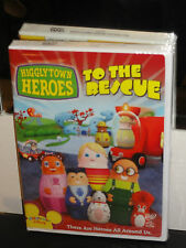 Higglytown Heroes To The Rescue (DVD) Playhouse Disney! Walt Disney DVD! NEW!