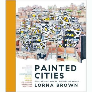 Painted Cities  by Lorna Brown    -   9781786696007