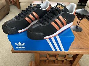 Disparo Tranquilidad acortar  Las mejores ofertas en Zapatillas deportivas Adidas Samoa Negro para  Hombres | eBay