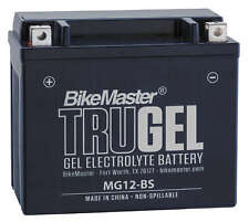 TruGel Gel Cell Battery HTX12-GEL Replaces YTX12-BS - ATV / SxS & MC & Scooter