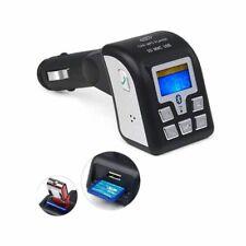 Bluetooth Auto KFZ Musik MP3 Player FM Transmitter Freisprechanlage SD/USB neu