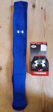 Under Armour Men's All Sport Socks Royal Blue XLarge size 12+ code 8000286