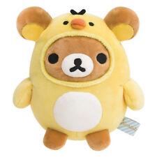 NEW San-X Rilakkuma Kiiroitori-Diary Plush Doll Stuffed Toy Kawaii Japan