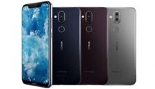 "Nokia X7 Dual Sim 6.18"" 64GB 128GB 20MP Octa-core Face ID Android CN FREESHIP"