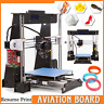 A8 Upgraded Quality High Precision Reprap Prusa i3 DIY 3d Printer Resume Print