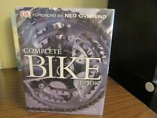 Complete Bike Book - Fully  Illustrated Hard Cover & Dust Jacket