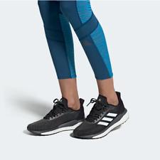 Adidas para mujer Solar Unidad 19 Boost Zapatillas Gimnasio Deporte Negro/Blanco EH2598