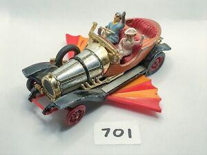 VINTAGE CORGI TOYS #266 CHITTY CHITTY BANG BANG ORIGINAL DIECAST CAR 1968