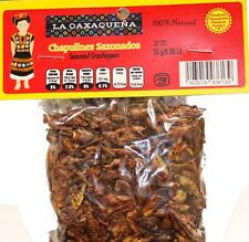 Chapulines Sazonados de Oaxaca Mexico 30 grms - Seasoned Grasshoppers Oaxaca