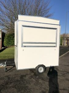 7ftx5ft Catering Trailer