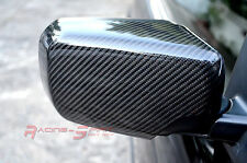 TYPE1 REAL 3D GLOSS CARBON FIBER SIDE MIRROR COVER CAP 95-03 BMW 5-SERIES E39