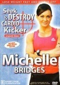 Michelle Bridges: Crunch Time Seek And Destroy DVD