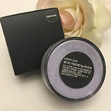 MAC Beauty Powder Loose LIGHTLY LILAC ~ Super Rare! New In Box, Sealed!