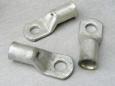 lot 3 cosse tubulaire 185 mm² trou M16  cuivre etamé