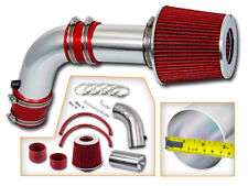 Sport Air Intake System + RED Dry Filter for 03-06 Acura TSX & Honda Accord 2.4L