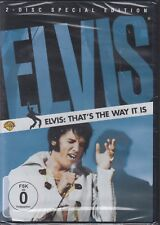 Elvis Presley / Elvis - That's the Way It Is [Special Edition] (2 DVDs,OVP!)