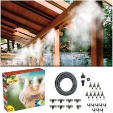 Stop Afa caldo umido nebulizzatore x mt quadri 15 muri pergolato porticato orto