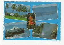 Jawa Barat Indonesia 1988 ostcard 365a