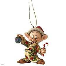 Disney Traditions A9041 DOPEY Seven Dwarf Hanging Tree Ornament NEW