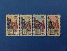 1983 Italia Serie Nuova MNH** ANNO SANTO 4 Valori