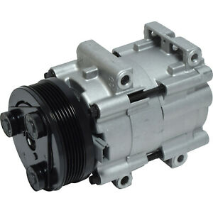 New A/C Compressor 1010001 - 4F1Z19V703AA Taurus Sable