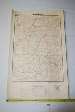 AF1 Carte - Champs de Bataille - Ed Perin - CHARLEROI WW1 WW2 PLANCHE 32