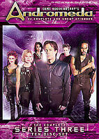 Andromeda - Series 3 - Complete (DVD, 2006)