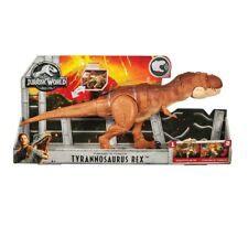 Jurassic World Park Fallen Kingdom Thrash 'n Throw Tyrannosaurus Rex Figure Toy