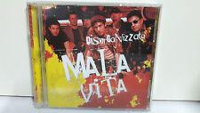 MALA VITA DISORGANIZZATA New Nuovo CD 5028421933900
