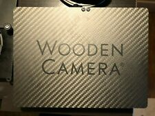 "Wooden Camera Zip Box Pro 4x5.65"" Matte Box swing away, accessories, & clamp-on"
