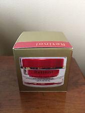 Retinol Anti-Wrinkle NIGHT Cream with Dead Sea Minerals 1.69 oz 50ml Israel