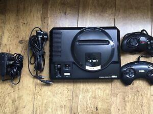 Sega Megadrive Console! Look In The Shop!