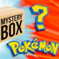 pokemon mystery box / Vintage WOTC / Sealed Products / GXEX/ Holo