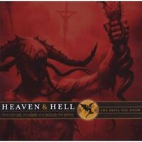 Heaven and Hell - The Devil You Know [CD]