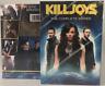 Killjoys: (DVD,10-Disc,Region 1 US) The Complete Series Season 1-5 FastShipment