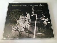 Ruarri Joseph - Live At The Acorn Theatre - CD Album