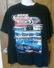 EUC Checkered Flag Sports Nascar Winston Cup Series 2003 Tour T-Shirt 2XL XXl FS
