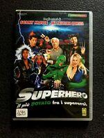 DVD SUPERHERO IL PIù DOTATO FRA I SUPEREROI (2008) LESLIE NIELSEN OTTIMO
