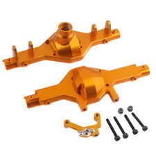 RC AX80003 Gold Alum Solid Axle (only shell) For Axial 1:10 SCX10 Wrangler 90028
