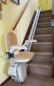 Acorn Superglide 130 Straight Stairlift