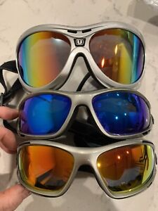 Snow / Ski / Snowboard Goggles Youth Size Lot of 3