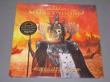 MASTODON  Emperor Of Sand 180g 2LP  New Sealed Vinyl 2 LP