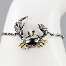 Vintage Natural Spinel 925 Sterling Silver Bracelet Inches 6.75/BR03402